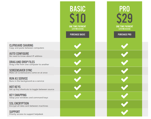 synergy pricing