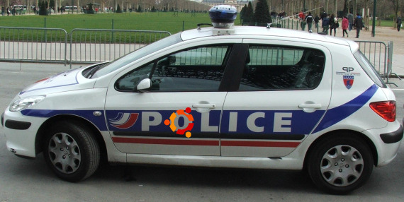 frenchpolice